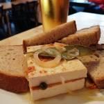 Czechy - Marynowane tofu (Nakládané tofu)