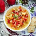 Zupa ziemniaczana po bułgarsku