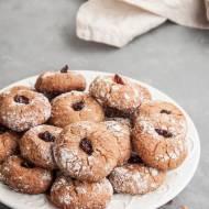 Ciasteczka z mielonych migdałów