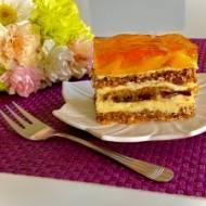 Ciasto Kora orzechowa