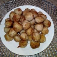 Mini kotleciki musztardowo - piwne