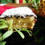 Sernik gotowany na herbatnikach
