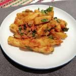 Kenia - Frytki masala (Chips masala)