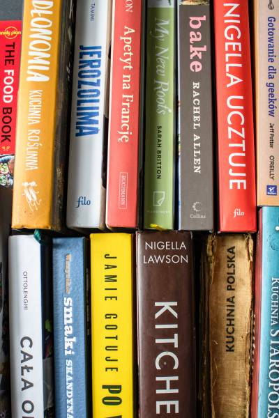 Jak zrozumieć gotowanie – cz.II książki, kursy i filmy