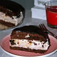 Ciasto czekoladowe z suską sechlońską
