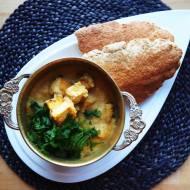 Curry w słodko-kwaśnym  sosie z mango