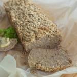 Chleb z samych ziaren – BEZGLUTENOWY!