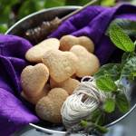 Kruche ciasteczka z cukrem – pyszne
