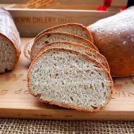 Bardzo łatwy chleb pszenno-żytni