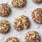 Ciasteczka z posypką (Sprinkle Cookies)