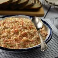 Sałatka z marchewki i cebuli – kuchnia podkarpacka