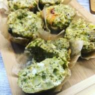 Muffiny brokułowe – pyszne śniadanie  #zerowaste
