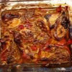 Kurczak w marynacie miodowej z chili