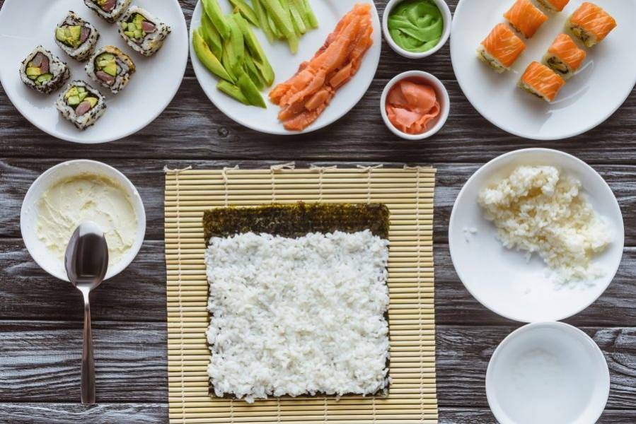 Jak gotować ryż do sushi
