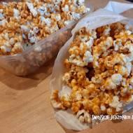 Karmelowy popcorn - jak w kinie!!