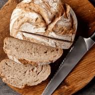 przepis na domowy chleb orkiszowy na zakwasie