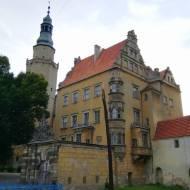 Zamek Książąt Oleśnickich - Oleśnica woj. dolnośląskie