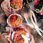 Wytrawne muffinki z szynką szwarcwaldzką