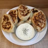 Marokańskie chlebki z patelni