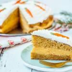 Ciasto Marchewkowe Z Kremem Kubuś