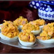 Jajka z szynką
