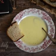 Barszcz biały na ogórczance – kuchnia podkarpacka