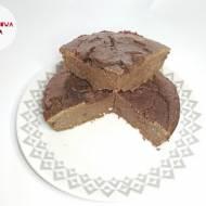 Brownie fasolowe z daktylami