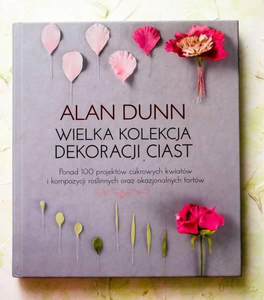 Wielka kolekcja dekoracji ciast Alan Dunn