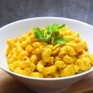 Wegański Mac&Cheese – makaron z serem