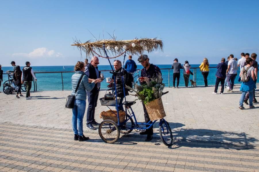 Tel Aviv – gdzie zjeść i co zobaczyć