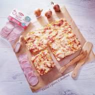 Błyskawiczna pizza na chlebie tostowym