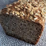 Chleb pszenny z mąki mieszanej na zakwasie