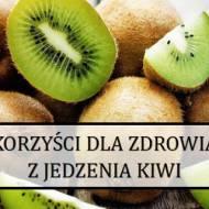 Korzyści dla zdrowia z jedzenia kiwi