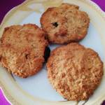 Ciastka owsiane z żurawiną – szybka i smaczna przekąska