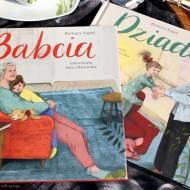 Babcia i Dziadek, czyli urocze książeczki Barbary Supeł - recenzja