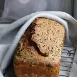 Najprostszy chleb nocny na zakwasie