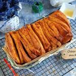 Odrywany chlebek marchewkowy