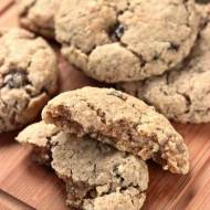 Ciastka owsiane (Soft and Chewy Oatmeal Cookies)