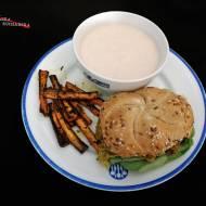 Groszkowy burger czyli trendy kulinarne 2020