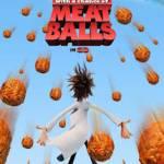 O jedzeniu - 'Cloudy with a Chance of Meatballs', czyli 'Klopsiki i inne zjawiska pogodowe'...