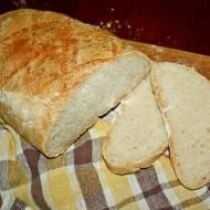 Chleb pszenno-żytni na domowym zakwasie