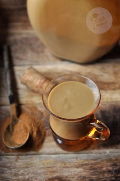 Ajerkoniak z kawą