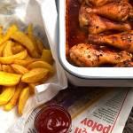 Podudzia z kurczaka na słodko