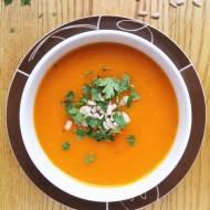 Krem z pieczonych warzyw / Roasted Vegetables Cream of Soup