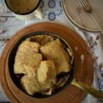 Gołąbki z tartych ziemniaków z boczkiem – kuchnia podkarpacka