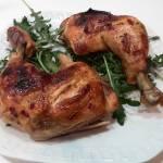 Udka z kurczaka (3 różne marynaty)