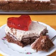 Ciasto walentynkowe / Valentine's Day Cake