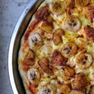 Pizza hawajska z kurczakiem