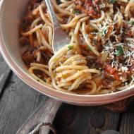 Spaghetti bolognese (Ragù)