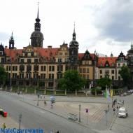 Zamek książąt Saksonii w Dreźnie - Niemcy